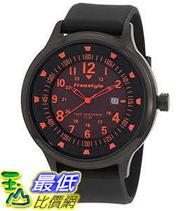 [106美國直購] Freestyle 手錶 Men s FS84986 B005JRAK9K Ranger Field Case with Push-Button Light Watch