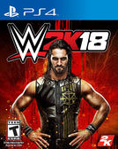 PS4 WWE 2K18(美版代購)