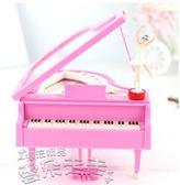 音樂盒音樂盒女生旋轉芭蕾跳舞公主兒童女孩生日禮物創意水晶 【品質保證】