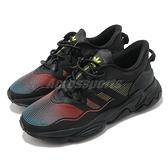 【六折特賣】adidas 休閒鞋 Ozweego OZWG 黑 藍橘黃 漸層 男鞋 女鞋 愛迪達 三葉草 【ACS】 G58800