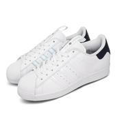 adidas 休閒鞋 Superstar 白 藍 男鞋 女鞋 台北 城市限定款 小白鞋 運動鞋【PUMP306】 FW2868