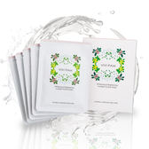 VIVI PAM 淨白無瑕羽絲面膜(5片入/盒)【歐盟認證 MIT精品面膜】