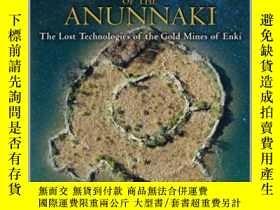 二手書博民逛書店African罕見Temples of the AnunnakiY410016 Michael Telling