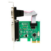 UPMOST 登昌恆 CH382-1S1P PCI-e 雙用 擴充卡