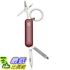 [104美國直購] 德國雙人牌 不鏽鋼 多合一 指甲刀/萬用刀 3600-ZW Zwilling J.A.Henckels Multi Use Grooming Tool