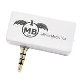 影音介紹 第三代IMB AFM-02 全通用型 FM 發射器 無線 音樂 傳輸 車用MP3轉換器 音源 免持聽筒