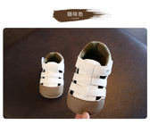 嬰兒鞋學步鞋夏季兒童男寶寶透氣涼鞋女童公主防滑軟底包頭0-1歲