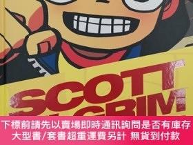 二手書博民逛書店Scott罕見Pilgrim, Vol. 1: Scott Pilgrim s Precious Little L