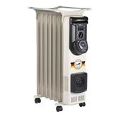 北方葉片式恆溫(7葉片)電暖器NA-07ZL