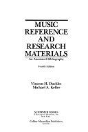 二手書博民逛書店《Music Reference and Research Materials: An Annotated Bibliography》 R2Y ISBN:0028703901