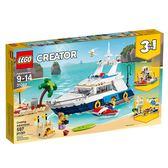 LEGO 樂高 Creator 創意系列 31083 巡航探險 【鯊玩具Toy Shark】