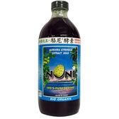 亞積~100%有機駱尼原汁(諾麗果酵素)500ml/罐×6罐~特惠中~