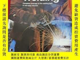 二手書博民逛書店Laboratory罕見Manual for Modern Welding (大16開) 【詳見圖】Y5460