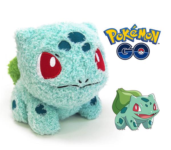 妙蛙種子  Pokemon 寶可夢 神奇寶貝 長絨毛娃娃 S號 日本正品 該該貝比日本精品 ☆