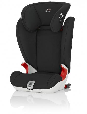 【愛吾兒】Britax Kidfix II SL 通用成長型安全座椅 黑色