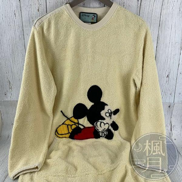 BRAND楓月 GUCCI 古馳 聯名 米老鼠 米奇 毛巾布 洋裝 長版T恤 居家服飾