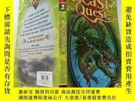 二手書博民逛書店Beast罕見Quest:The Sea。 Serpent 野獸 任務 :海蛇.Y200392