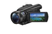 SONY FDR-AX700 4K 高畫質數位攝影機【台灣索尼公司貨】