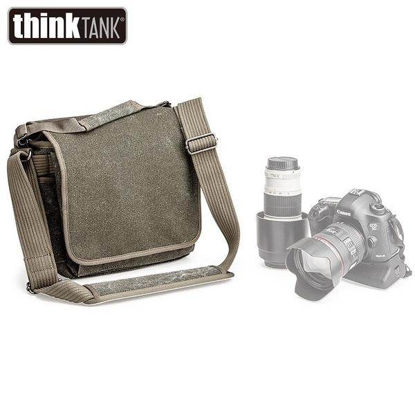 【thinkTank 創意坦克】Retrospective 10 復古系列側背包 TTP710750 公司貨
