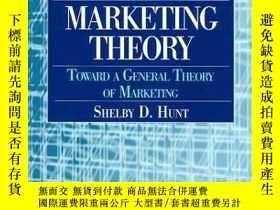 二手書博民逛書店Foundations罕見Of Marketing TheoryY256260 Shelby D. Hunt