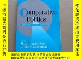 二手書博民逛書店Comparative罕見Politics:Rationality, Culture, and Structure