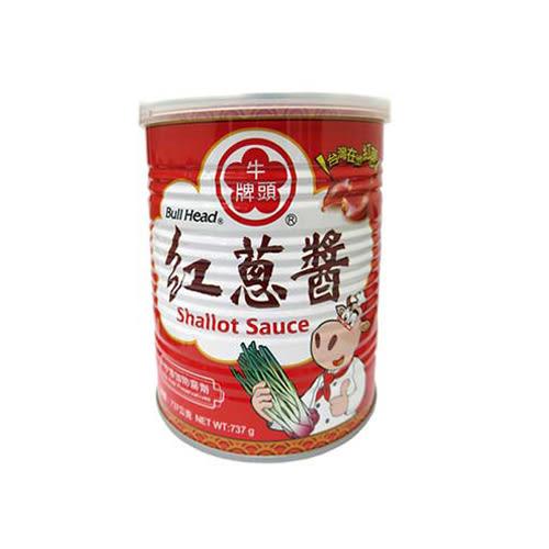 牛頭牌紅蔥醬737g【愛買】
