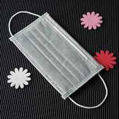 雨晴牌-防塵防飛沫四層活性碳不織布口罩 一般防塵用台灣製造 防異臭味 無痛耳帶可批發外銷出口