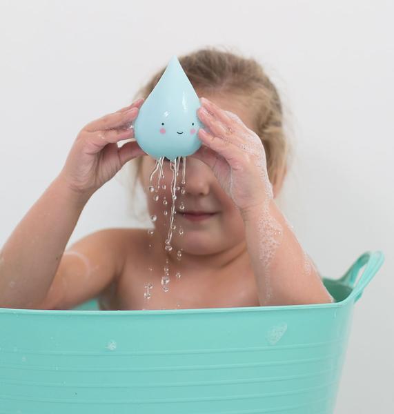 【荷蘭 A little lovely company】洗澡玩具 -  療癒小水滴 #BTRDBL04