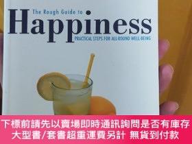二手書博民逛書店The罕見Rough Guide to happiness 幸福手冊Y491546 Nick Baylis R