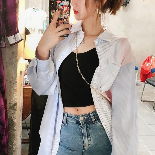 夏季吊帶背心女2019新款帶胸墊細肩帶性感內搭修身外穿打底衫上衣
