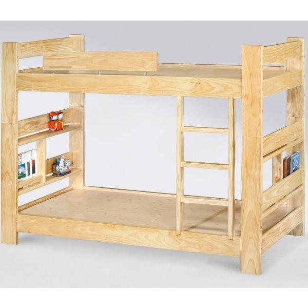 雙層床 AT-600-3 松木3.5尺雙層床 (不含床墊) 【大眾家居舘】