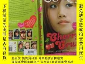 二手書博民逛書店cathy罕見cassidy :Cherry Crush:凱西·卡西迪:櫻桃醬.Y200392