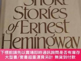 二手書博民逛書店The罕見complete short stories of Earnest Hemingway海鳴威短篇小說全集