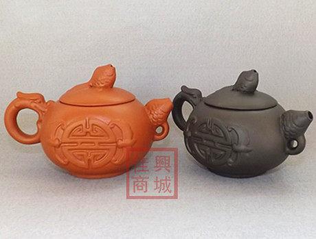 紫砂功夫茶具仿古蜂巢 (單個)