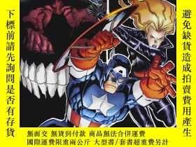 二手書博民逛書店Captain罕見America By Mark Waid, R