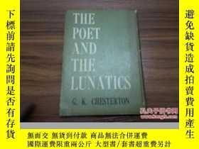 二手書博民逛書店The罕見Poet and the Lunatics 詩人と狂人