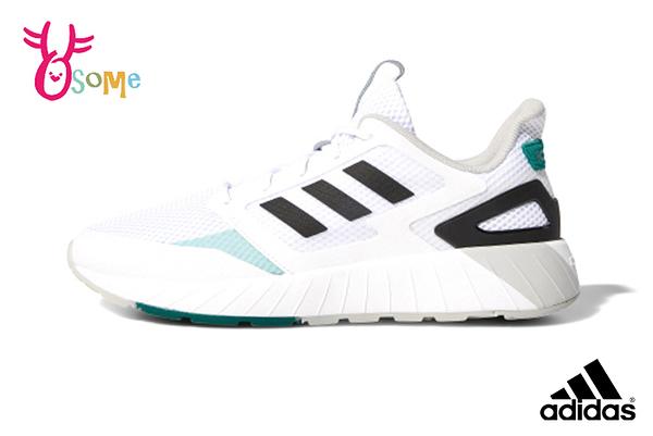 adidas男鞋 ADIDAS跑步鞋neo CHAOS 復古跑鞋 休閒運動鞋 慢跑鞋 R9303#白色◆OSOME奧森鞋業