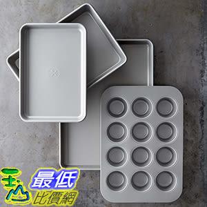 [美國直購] Williams-Sonoma Open Kitchen 4-Piece Essentials Bakeware Set 烘培用具