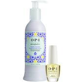 OPI 預防乾裂肌膚修護組(果浴乳液250ml+大精華14.8ml)