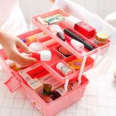 藥箱三層家用可愛大容量放藥箱可手提工具箱便攜藥箱寶寶藥箱 萬聖節推薦