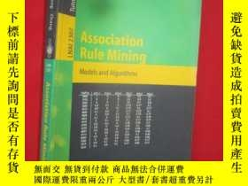 二手書博民逛書店Association罕見Rule Mining: Models