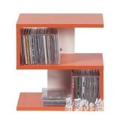 創意桌面CD收納架DVD光碟整理置物架遊戲光盤碟片存儲架 CJ2903『易購3c館』