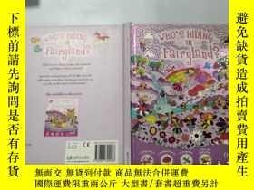 二手書博民逛書店Who s罕見hiding in fairyland:誰躲在仙境裏Y200392