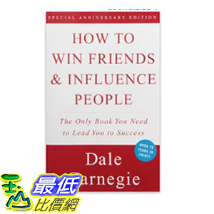 [106美國直購] 2017美國暢銷書 How to Win Friends & Influence People