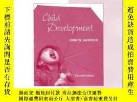 二手書博民逛書店Student罕見Study Guide To Accompany Child DevelopmentY307