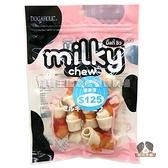 【寵物王國】Milky Chew犬用-雞肉巧巧骨3吋(10入)