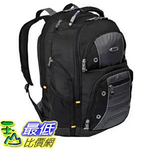 [104美國直購]  電腦背包 Targus Drifter II Backpack for 17-Inch Laptop, Black/Gray (TSB239US)