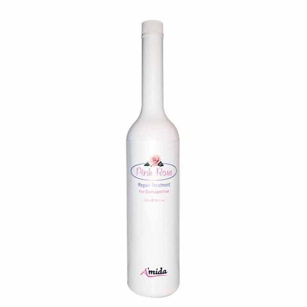 AMIDA粉玫瑰有機護髮素1000ML