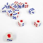 骰子骰盅篩子100色粒