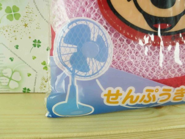 【震撼精品百貨】Micky Mouse_米奇/米妮 ~風扇套-粉